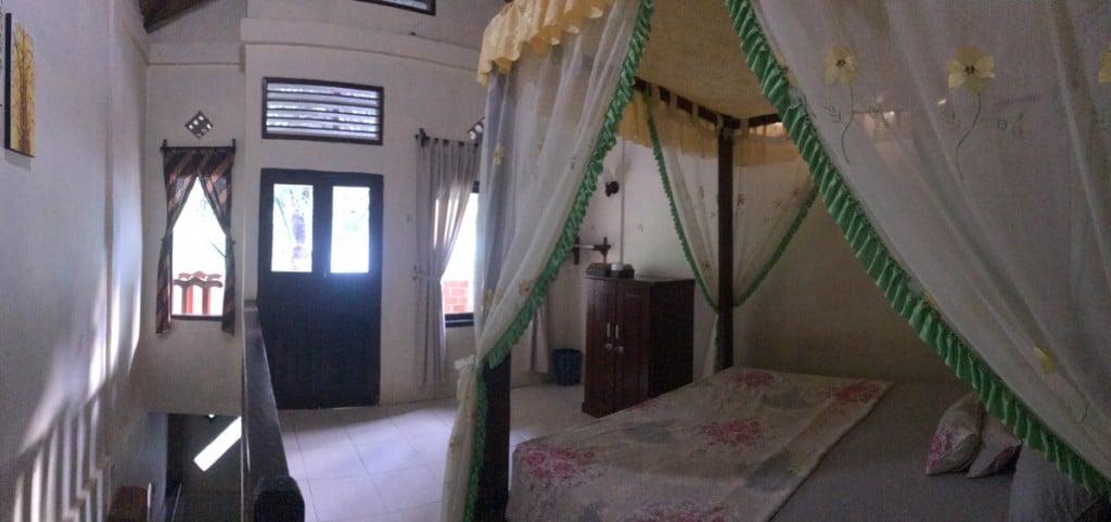 Autre chambre Sam's bungalows guesthouse