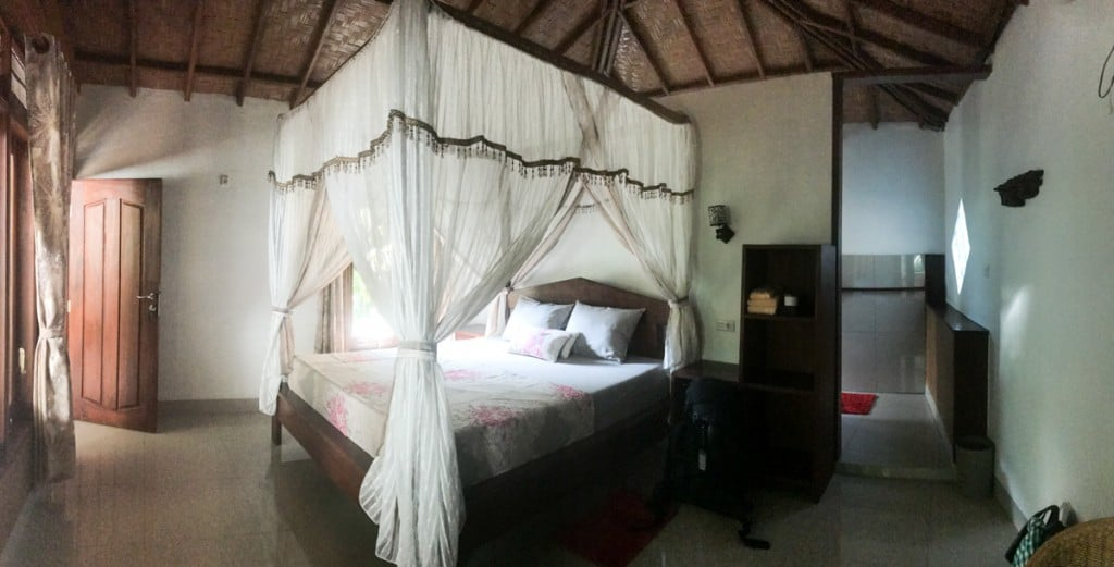 Chambre Sam's bungalows guesthouse