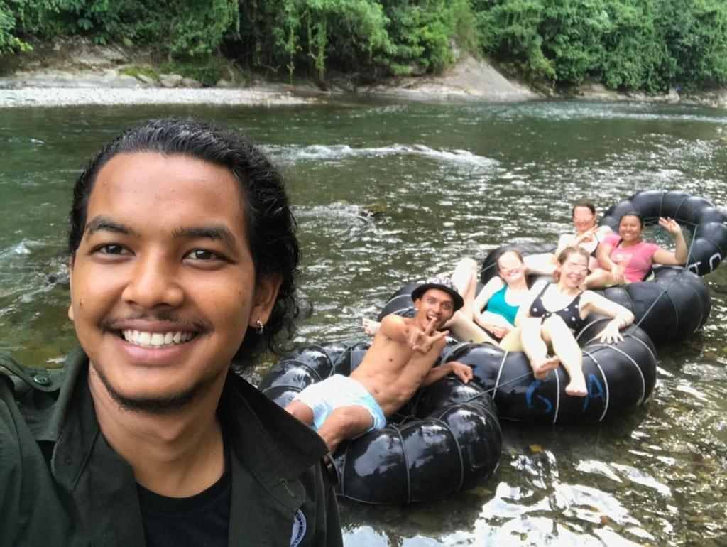 Tubing Bukit Lawang