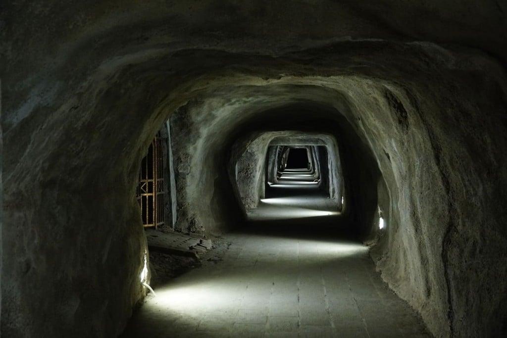 Tunnel japonais