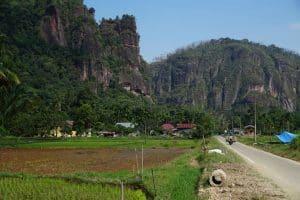 Vallée d'Harau