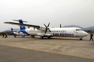 Aéroports au Laos