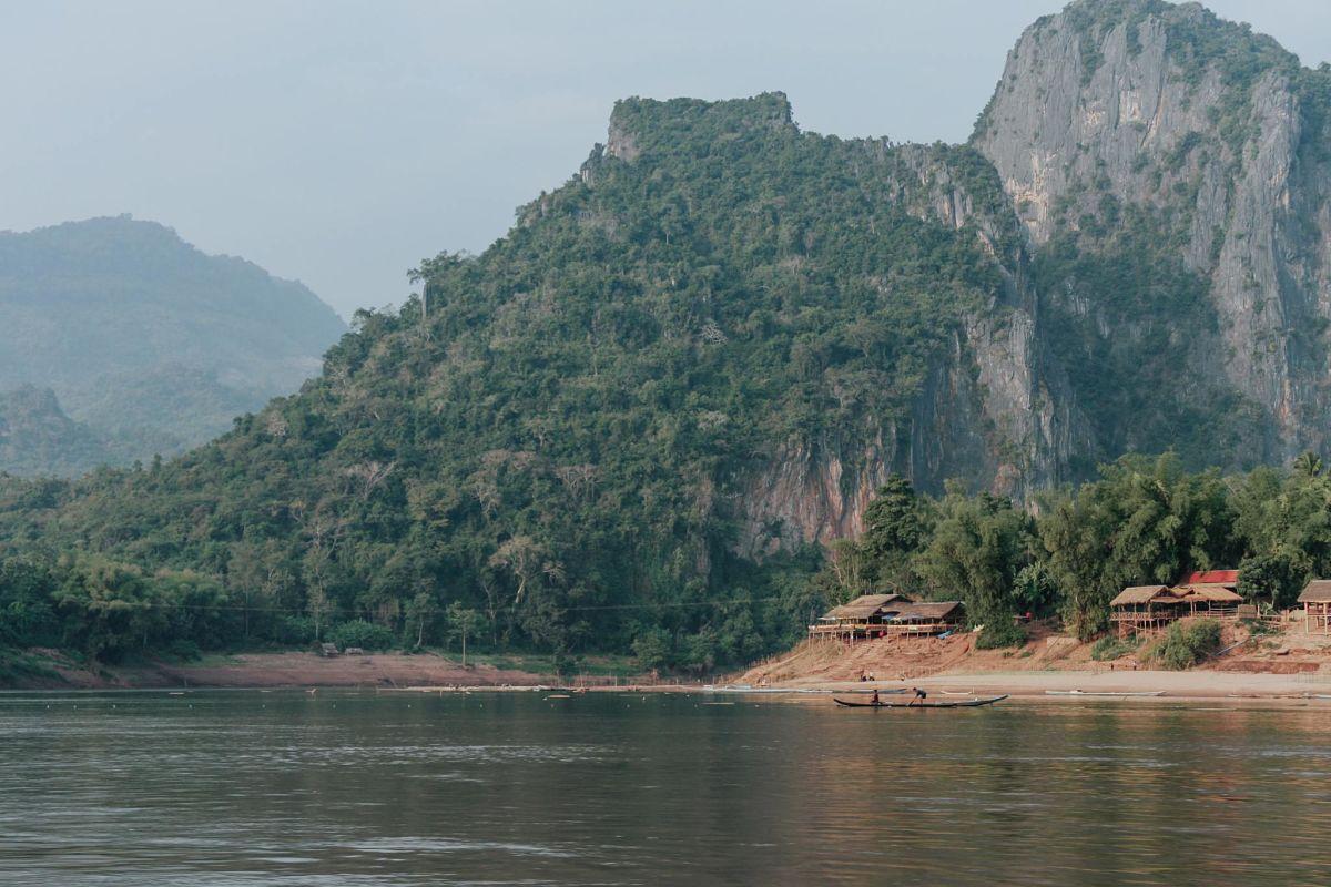 Quand partir au Laos pour le Mékong