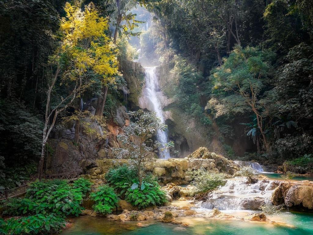 Quand partir au Laos en saison sèche