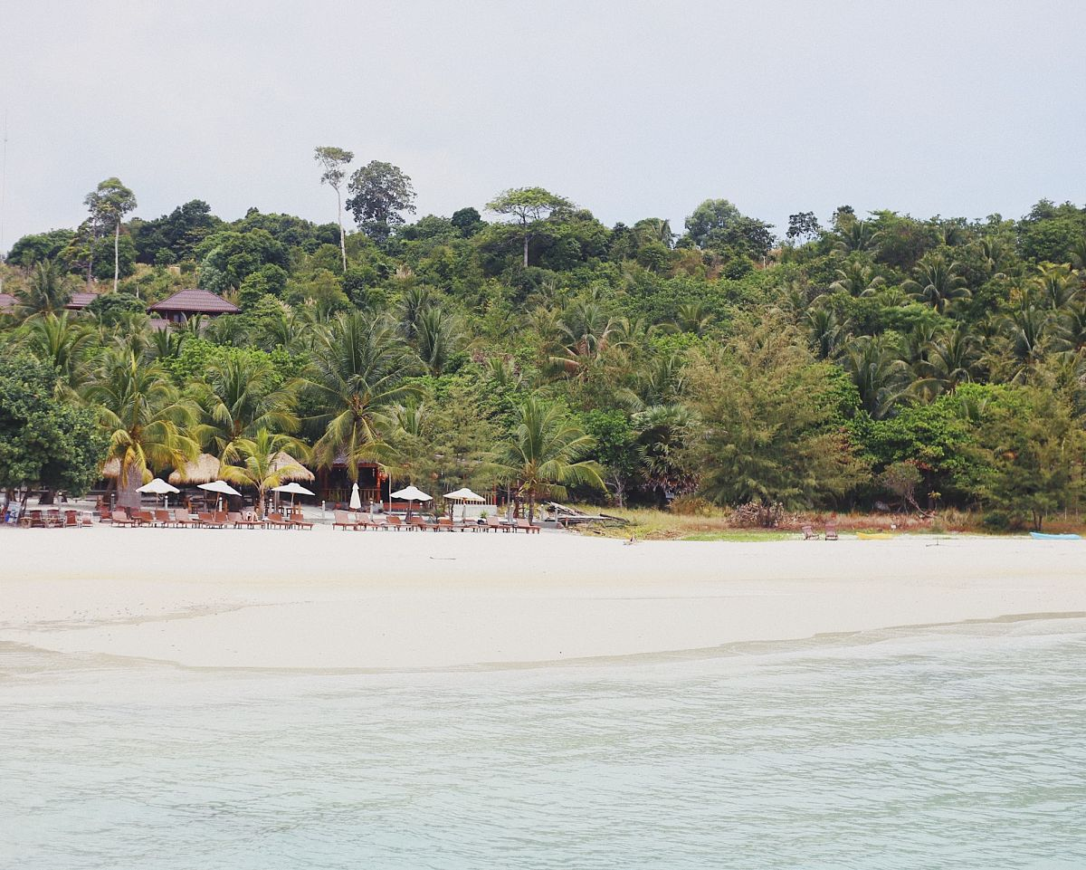 Koh Rong: Coconut beach