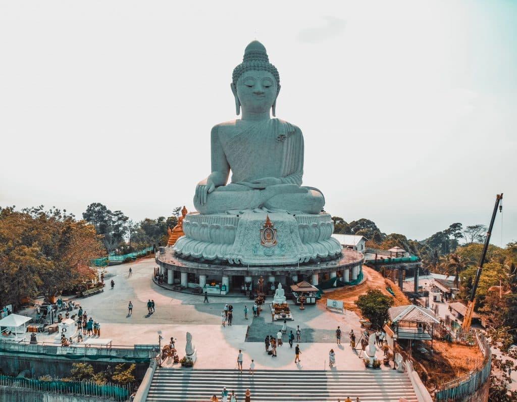 Grand Bouddha Phuket